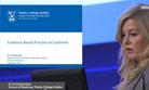 Dr Jo-Hanna Ivers - (EFTC) Conference 2017