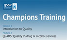Free Training for Drug & Alcohol Services