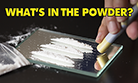 What's in the powder?