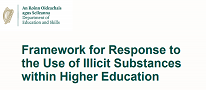 Framework for response to the use of illicit substances within higher education
