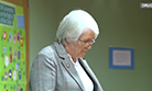 Minister Catherine Byrne NICDATF-Prevention & Education event