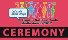 Drugs.ie National Youth Media Awards Ceremony 2017