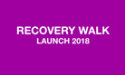 Ciara Ronan - Recovery Walk Launch 2018