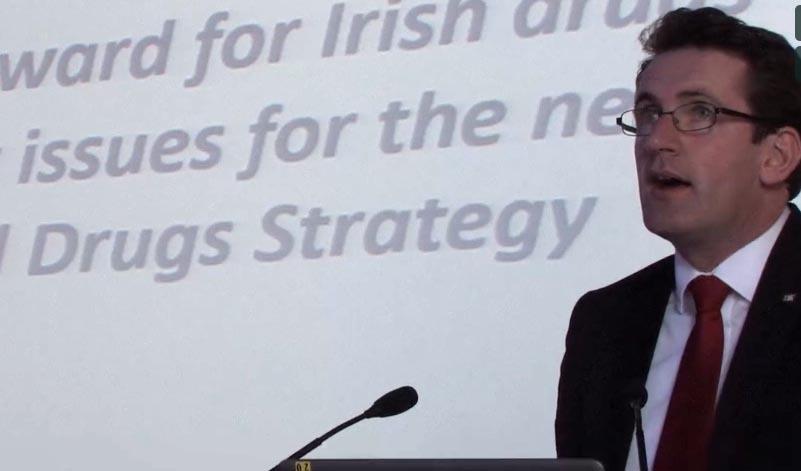 Citywide 20th Anniversary Conference: Aodhán Ó Ríordáin TD